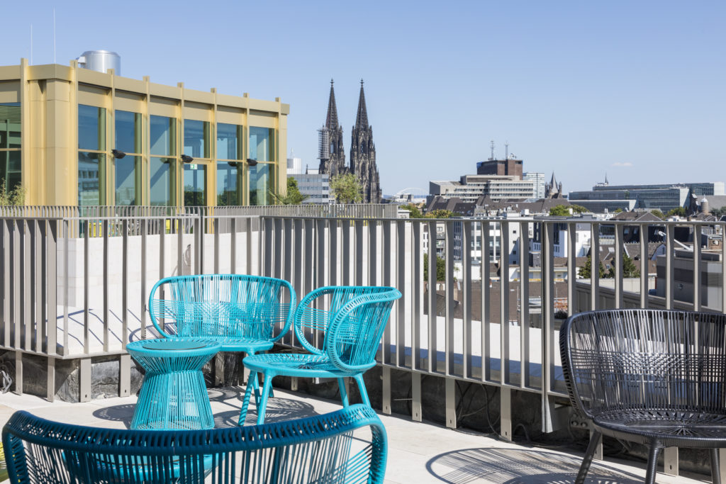 Rooftop Bars in Cologne | Die Besten Bars in Köln